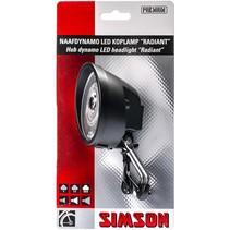 Simson koplamp Radiant aan/uit dynamo 7 lux
