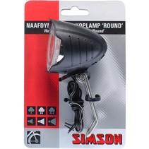 Simson koplamp Round aan/uit dynamo 7 lux