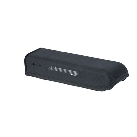 BASIL Basil battery cover drageraccu Steps black lime