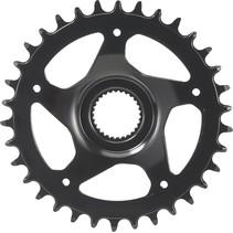 Kettingblad M-Wave E-Bike Bosch-4 34T - zwart
