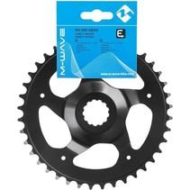 Kettingblad M-Wave E-Bike Bosch-3 42T - zwart
