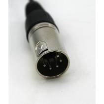 Acculader XLR 5-pins TranzX 36V 2A