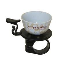 belll coffeecup white
