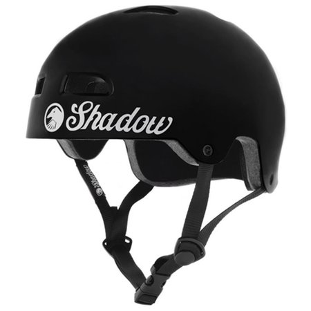 Shadow classic helmet matte black XL