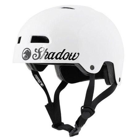 Shadow classic helmet gloss white XS