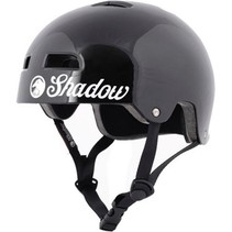 classic helmet gloss black S/M