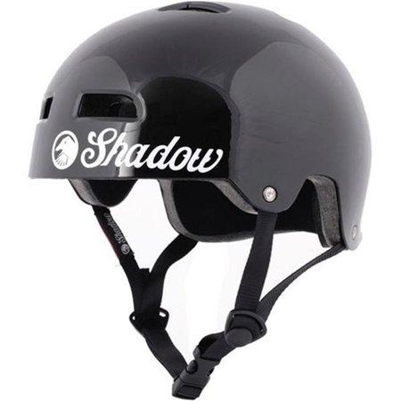 Shadow classic helmet gloss black S/M
