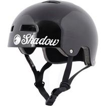 classic helmet gloss black XL