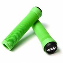 BMX Grip Longneck SL Flangeless, lime green
