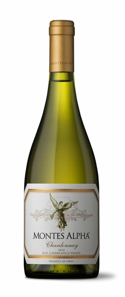 Montes Montes Alpha Chardonnay 2012