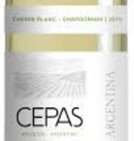 Cepas Cepas Wit Chenin blanc- Chardonnay