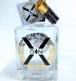 X Gin X Gin zilver