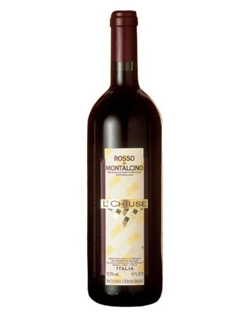 Le Chiuse Rosso di Montalcino DOC  Le Chiuse 2012