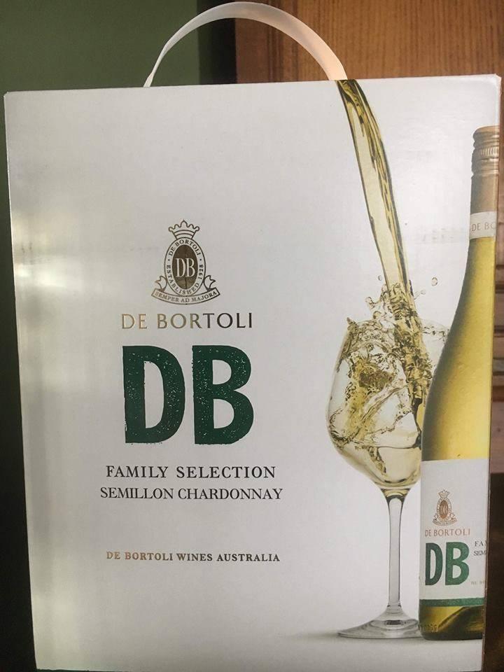 De Bortoli De Bortoli WineBox Semillion- Chardonnay 2018