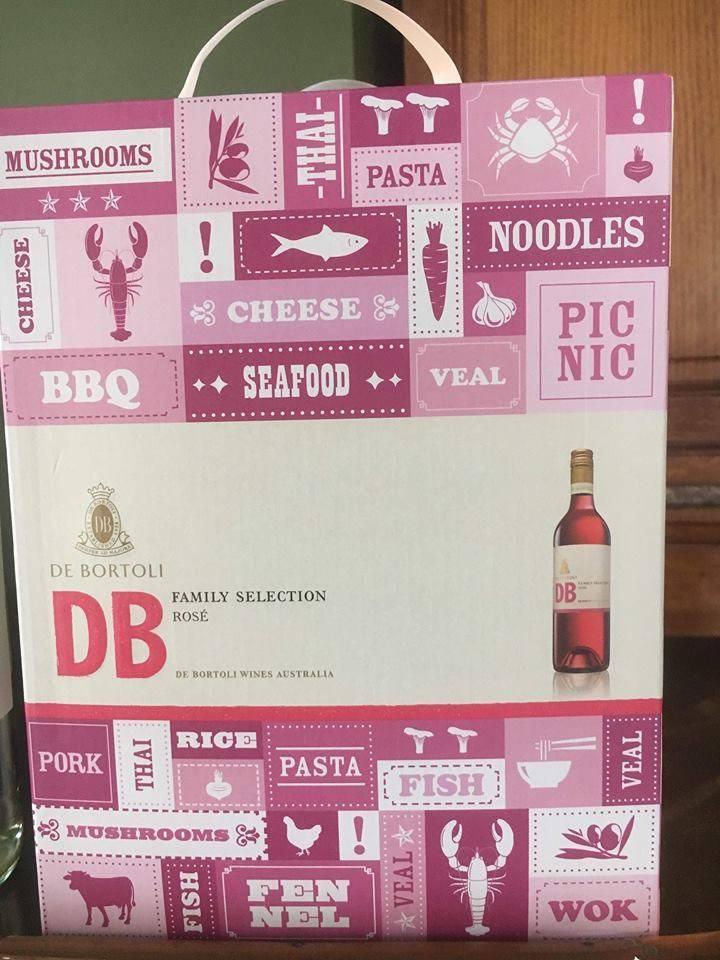 De Bortoli De Bortoli WineBox Cabernet Sauvignon Rosé 2018