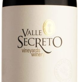 Valle Secreto Valle Secreto Cabernet Franc 2013