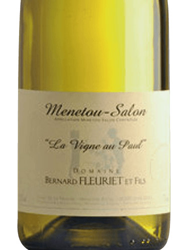 Domaine Bernard Domaine Bernard Fleuriet et Fils Menetou Salon 2016