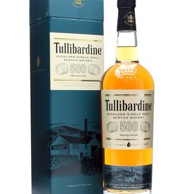 TULLIBARDINE Tullibardine 500 Sherry Finish, Highland Single Malt