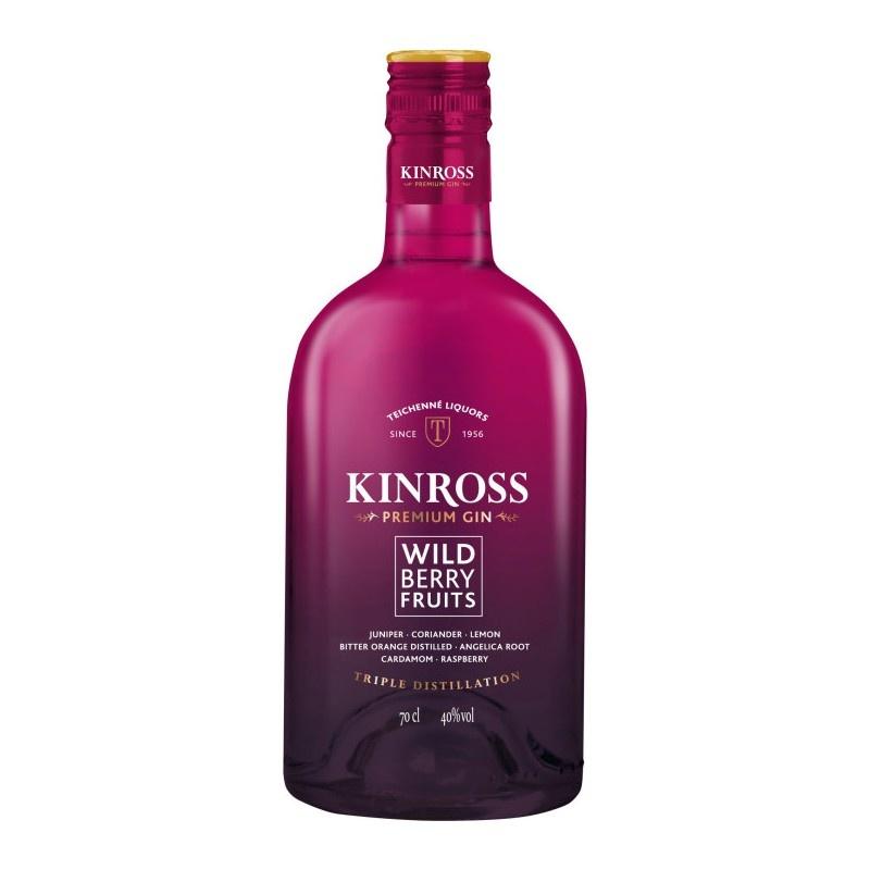 KINROSS Kinross Premium Gin, Wild Berry Fruits