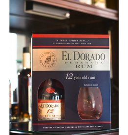 EL DORADO El Dorado 12 Year Old Gift Pack