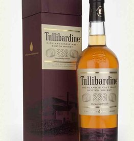 TULLIBARDINE Tullibardine 228 Burgundy Finish, Highland Single Malt