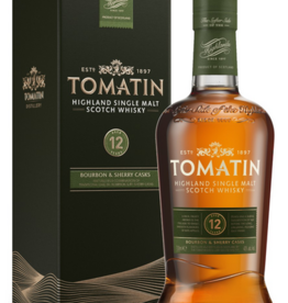 TOMATIN Tomatin 12 Years Old Highland Single Malt