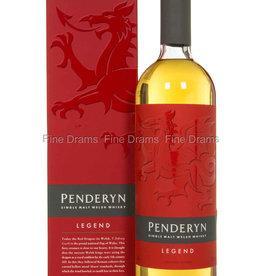 PENDERYN Penderyn Legend Welsh Single Malt Whisky