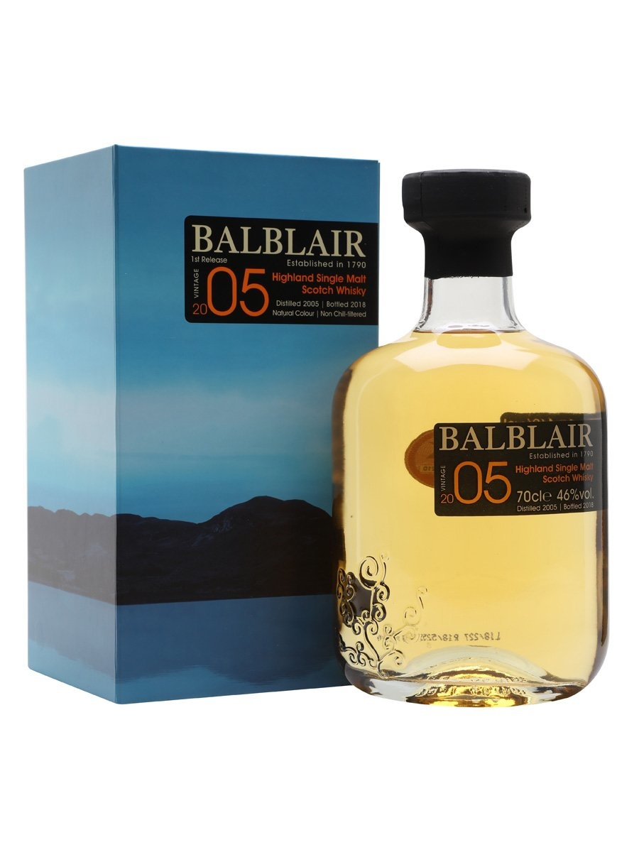 BALBLAIR Balblair 2005, Highland Single Malt