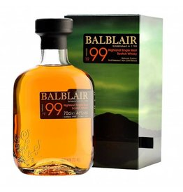 BALBLAIR Balblair 1999, Highland Single Malt
