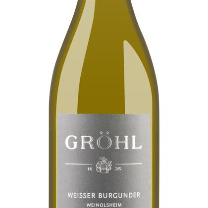 Gröhl Gröhl 2015 Weisser Burgunder