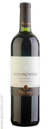 Pizzorno Don Prospero Tannat-Malbec 2016