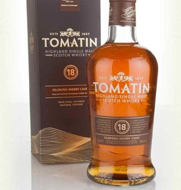 TOMATIN Tomatin Highland Single Malt