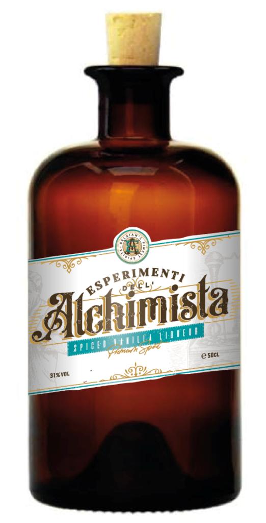 Alchimista vanille