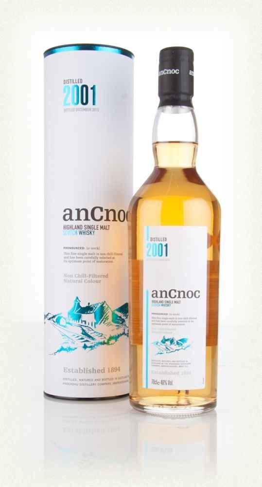 ANCNOC AnCnoc 2001