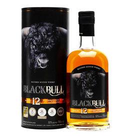 Blackbull 12y Oak cask