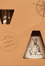 Bon vivant gift set destilado de agave