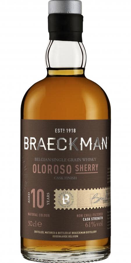 Braeckman Oloroso Sherry 10y