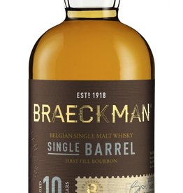 Braeckman single barrel 10y