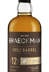 Braeckman single barrel 12 y grain