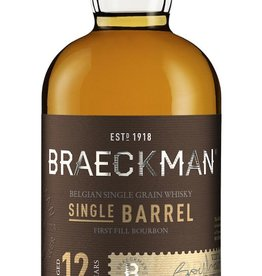 Braeckman single barrel 12 y grain