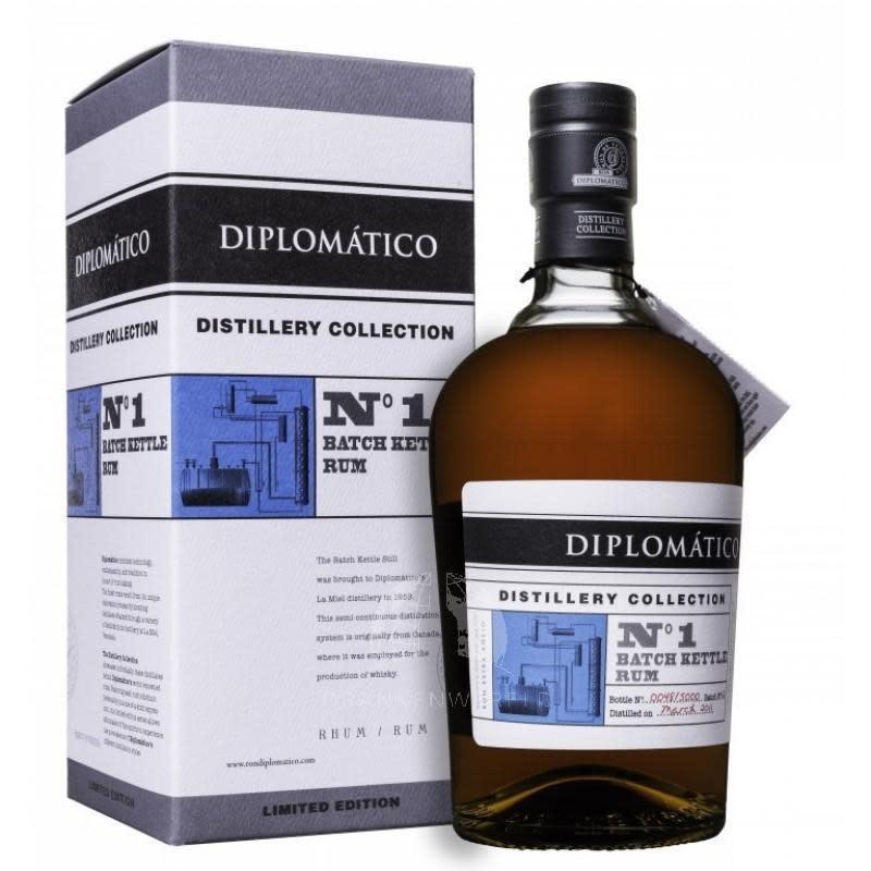 Diplomatico n*1 Batch Kettle Rum