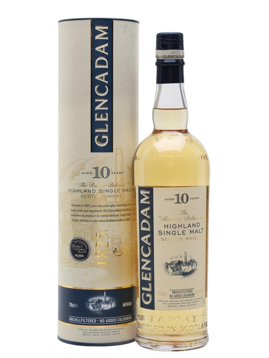 Glencadam 10y