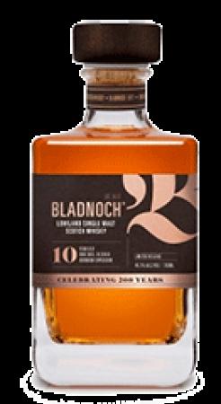 Bladnoch Lowland single malt 10y limited release