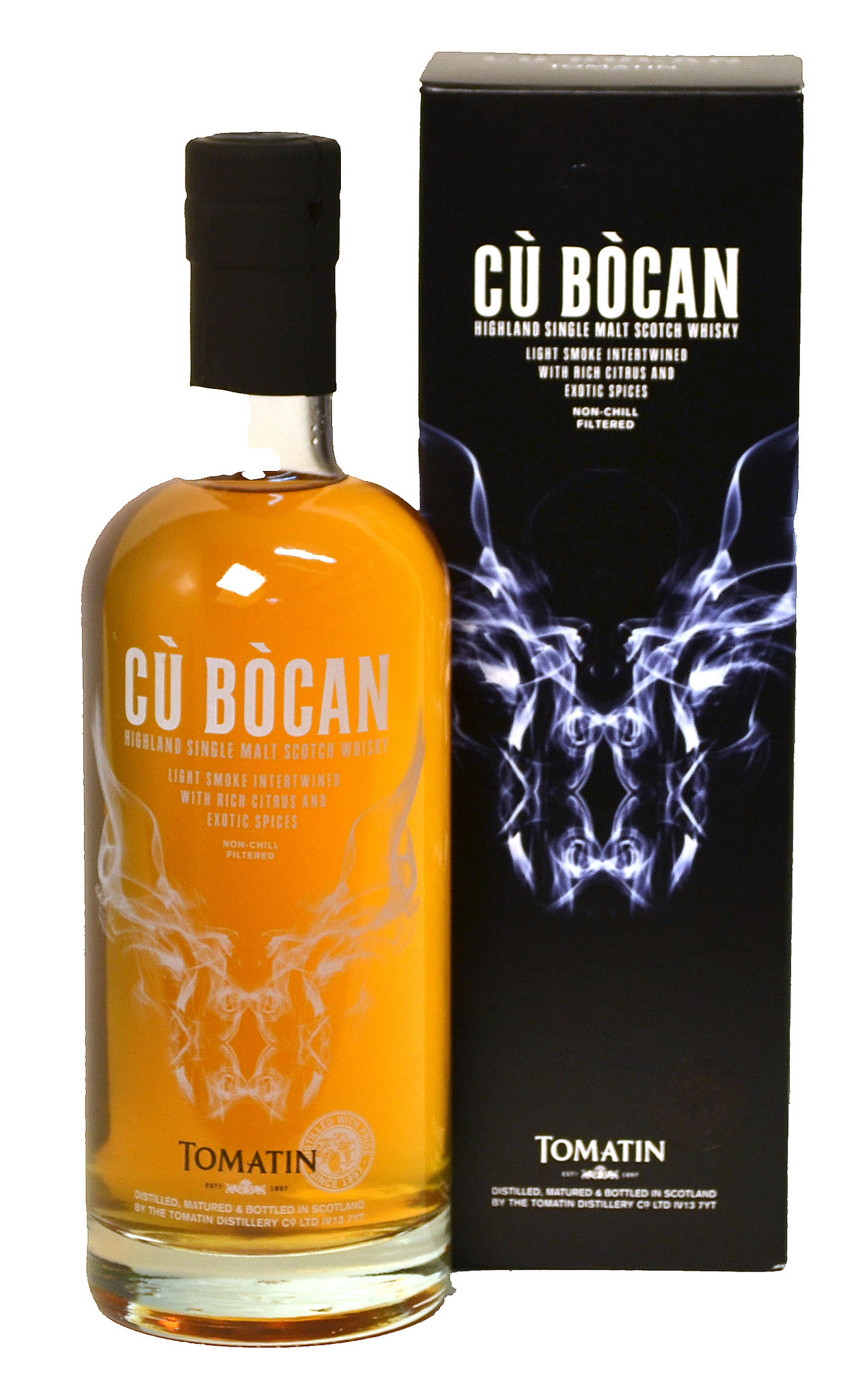 TOMATIN Gù Bocan excotic spiced