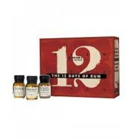 the 12 days of rum gift set