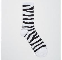Obey Zebra Socks