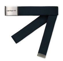 Carhartt Clip Belt Chrome