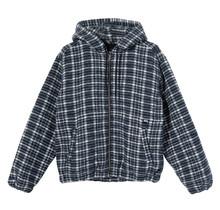 Stüssy Flannel Work Jacket