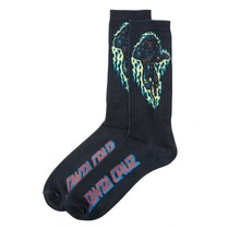 Santa Cruz Cosmic Cat Sock