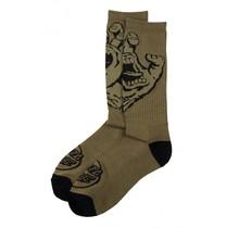 Santa Cruz Scream Hand Mono Sock
